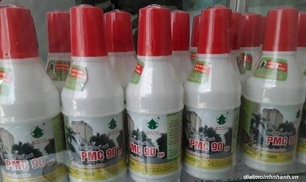thuốc diệt mối dạng bột pmc 90