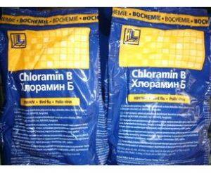 thuoc khu trung chloramin B