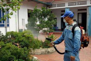 phun thuốc diệt muỗi tại Long Điền, Long Hải