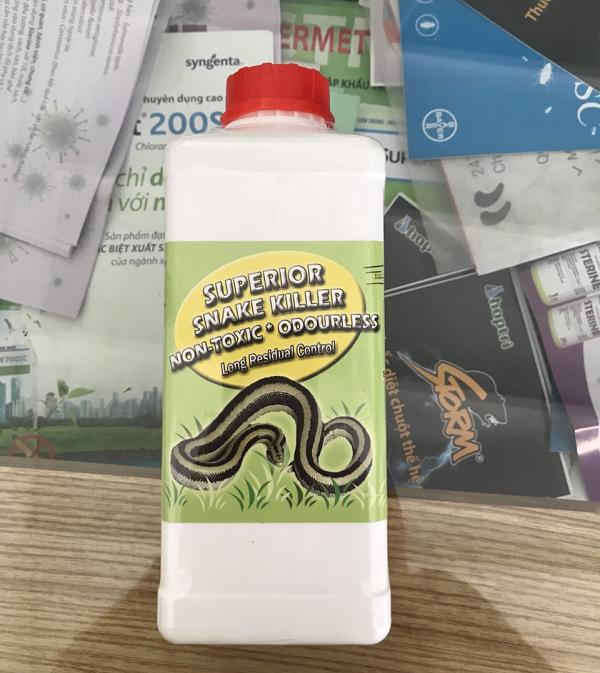 Superior Snake Skiller - Thuốc bột diệt rắn hiệu quả