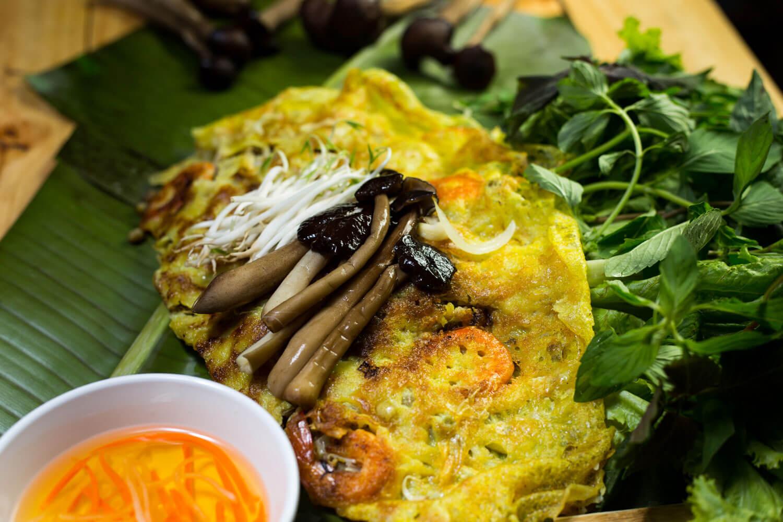 món ăn đặt sản từ nấm mối